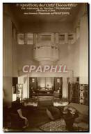 CPA Exposition Des Arts Decoratifs Vue Interieure Du Pavillon Primavera Printemps - Mostre