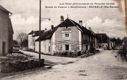 Route De Montbéliard Esprels   Boulangerie Michon - Autres Communes