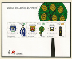 Portugal, 1997, # Bl. 186, MNH - Nuovi