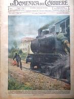 La Domenica Del Corriere 30 Luglio 1922 Mahmal Cairo Contrin Strasburgo Nazzaro - Autres