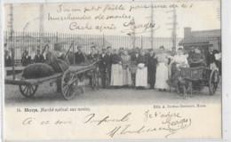 Mons : Marché Matinal Aux Moules - Mons