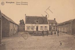 Postkaart-Carte Postale - KIEZEGEM - Kieseghem - Hoeve Zilverberg (C322) - Tielt-Winge