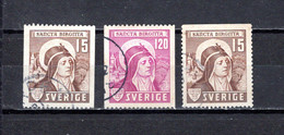 Suecia   1941  .-   Y&T  Nº   290/291-290a - Used Stamps