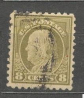 USA: 1907 Scott 470 Perf  10/10  Used - Unclassified