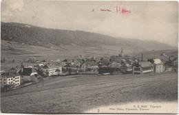 TRAVERS NE 1912 - NE Neuchatel