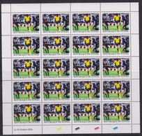 Soccer- Football - GUINEA - Sheet MNH - Otros