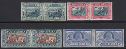 South Africa, Sc B5-B8 (SG 76-79), MHR - Nuovi