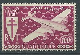 Guadeloupe - Yvert N° 5 **   - Abc31009 - Poste Aérienne