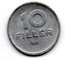 Hongrie -  10 Filler 1959- TTB - Hungary