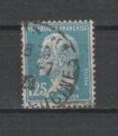 FRANCE / 1923 / Y&T N° 180 : Pasteur 1F25 Bleu - Oblitéré 1926 07. SUPERBE ! - Gebruikt