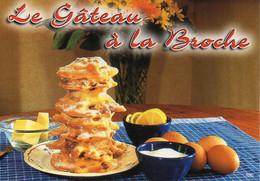 Recette : Le Gâteau à La Broche - 17051.O Editions EDY - TBE - Recettes (cuisine)