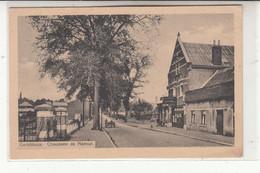 Belgique    Carte Gembloux - Gembloux