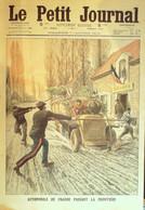 Petit Journal-1912-1103-HASEBROCUK(59)DOUANIERS-PHARE GARDIENS - Le Petit Journal