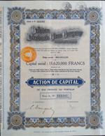 Belgian Indestructo Glass Comp. 1929 - Sin Clasificación