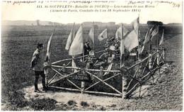 77 SAINT-SOUPPLETS - Bataille De L'Ourcq - Les Tombes De Nos Héros - Otros Municipios