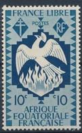AFRIQUE EQUATORIALE FRANCAISE - Série De Londres - Unused Stamps