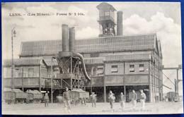 Carte Postale Ancienne - LENS - Les Mines -Fosse N°2 Bis - Mijnen