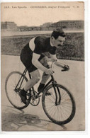 Cyclisme-Guignard, Stayer Français - Cycling