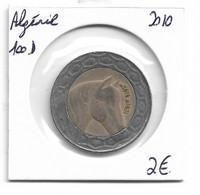 ALGERIE - 100 DINARS 2010 - Algeria