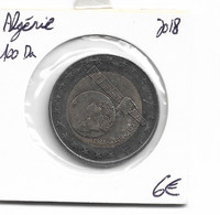 ALGERIE - 100 DINARS 2018 - Algeria