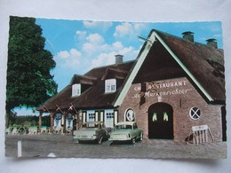 042 Ansichtkaart Delden - Goor - Café In Den Markenrichter - 1963 - Andere