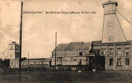 "77859- Sallaumines, Zeche ""Courrier"", Herd Der Katastrophe 1906 - Lens"