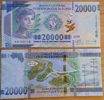 Guinea - 20000 Francs 2018 UNC Lemberg-Zp - Guinée