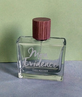 "Flacon Vaporisateur ""MON EVIDENCE"" D'Yves ROCHER  Eau De Parfum 50 Ml VIDE/EMPTY - Flesjes (leeg)"