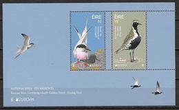 Irlande 2019 Bloc Neuf ** Europa Oiseaux - Hojas Y Bloques