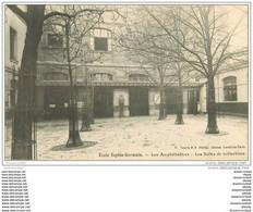 PARIS 04. Ecole Sophie-Germain. Salles De Collections - Paris (04)
