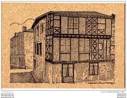 CP LIÈGE (Réf : O225) MONTRICOUX (82 TARN-et-GARONNE) Une Vieille Maison - Non Classés