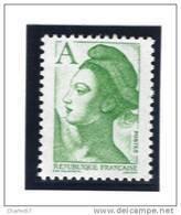 "France 2423  Neuf ** ""Type Liberté  Lettre A"" (cote 1,00€) - - Nuovi"
