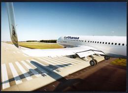 E6288 - TOP Lufthansa Airbus A 320 - Werbekarte - 1946-....: Modern Era