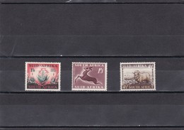 Africa Del Sur Nº 196 Al 198 - Nuovi