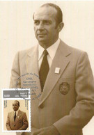 Luxembourg 2017 Josy Barthel Champion Olympique Helsinki 1952 Président COSL ¦ Olympic Winner ¦ Olympiasieger - Cartas