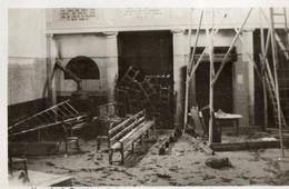 30. GARD // QUISSAC . LE TEMPLE APRES L INNONDATION DE 1933 - Quissac