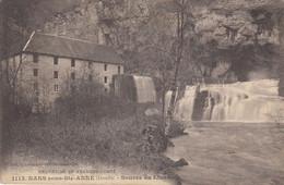 25 - Nans-sous-Ste-Anne - Source Du Lizon - Le Moulin - Cascade - N° 1 - Other Municipalities