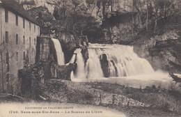25 - Nans-sous-Ste-Anne - Source Du Lizon - Le Moulin - Cascade - N°2 - Other Municipalities