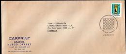 Argentina - 1993 - Cachet Spécial - IVe Tournoi International De Master - 83e Aniv. Miguel Najdorf - échecs - A1RR2 - Scacchi