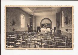 Arendonk : De Lusthoven Binnenzicht Kapel 1954 - Arendonk