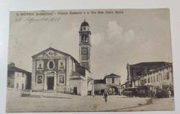 San Giorgio Lomellina Piazza Umberto I E Via Avv. Carlo Botta - Pavia
