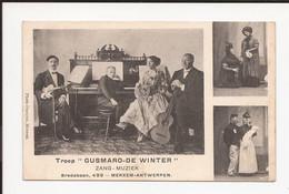 Merxem : Troep GUSMARO - DE WINTER Zang / Muziek - Antwerpen