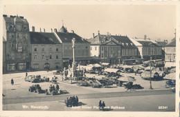 ALLEMAGNE - Wiener. Neustadt - Adolf Hitler Platz Mit Rathaus - Other