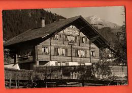 ZHA-08 Frutigen Pension Froheim Mit Niesen, Fam. Steiner-Wäfler.Gelaufen 1948  Lörtscher 239 - BE Berne