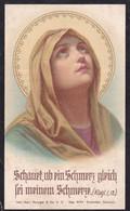 Luttino: MAGDALENA STIMEDER - Austria, 1908 - Ed. Benziger 4144 - Religione & Esoterismo