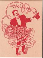 Ex-libris Adolphe Blind Professeur Magicus . - Zonder Classificatie