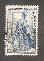 Perforé/perfin/lochung France 1953 No 956 K.P Kodak Pathé (19) - Perfin