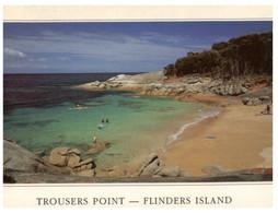 (DD 30) Australia - TAS - Flinders Island Trousers Point - Wilderness