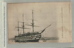 """Marine Militaire"""" Le Borda""""  Le  Navire Ecole    (Janvier 2021 201) - Sailing Vessels"""
