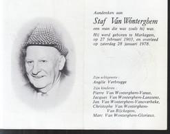 Staf Van Wonterghem (1903-1978) - Santini